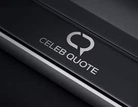 #30 untuk Design a Logo For Celeb Quote Website oleh abdulahadrubd