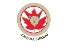 Nro 106 kilpailuun Canadian Logo Design käyttäjältä letindorko2