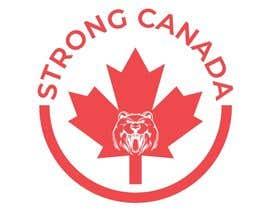Nro 110 kilpailuun Canadian Logo Design käyttäjältä shoaib8112