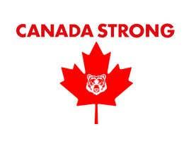 Nro 108 kilpailuun Canadian Logo Design käyttäjältä Wazeemvaji