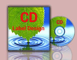 #10 per CD LABEL FOR OUR COMPANY da mdmustafiz