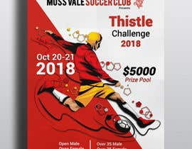 #24 для Digital and Printed Promotional Flyer - Thistle Challenge 2018 от smileless33