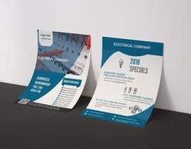 #18 for Design a A5 size marketing flyer (Can be double sided) af rakib2375