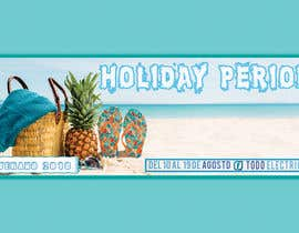 #51 para Banner Vacaciones por Mozammal190088