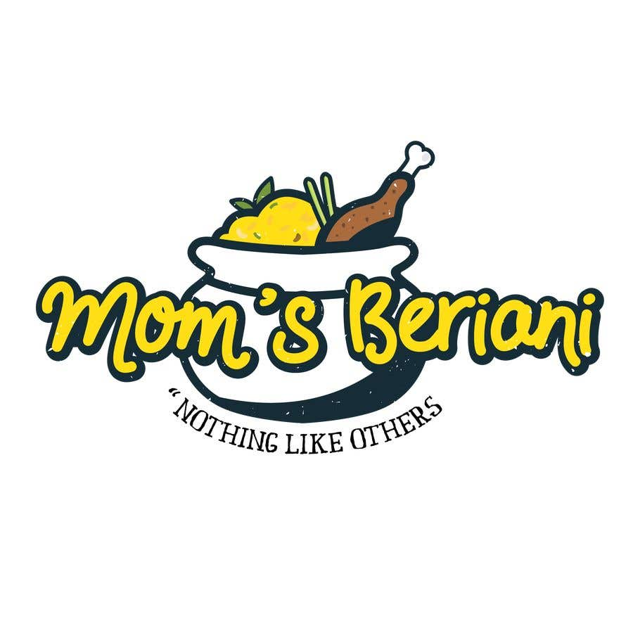 Contest entry 11 for design me a logo and a sticker for online food shop