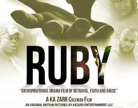 #22 for Ruby Movie Poster -Redesign by rodneymartinez