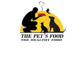 nº 16 pour Pet Food Logo par AleeRaza514