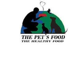 nº 20 pour Pet Food Logo par AleeRaza514