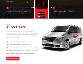 #14 для DESIGN ME A WEBSITE AND FACEBOOK PAGE FOR AIRPORT TRANSFER MINIBUS от saidesigner87