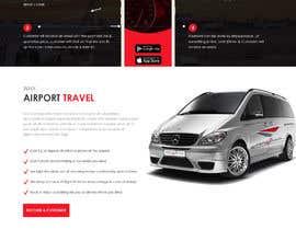 Nro 14 kilpailuun DESIGN ME A WEBSITE AND FACEBOOK PAGE FOR AIRPORT TRANSFER MINIBUS käyttäjältä saidesigner87