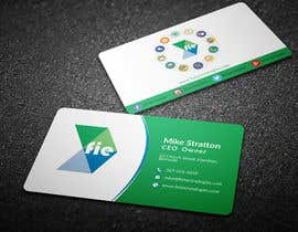 #24 for FIE Business Cards by chandrarahuldas
