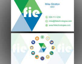 #36 for FIE Business Cards by Sadhincosta