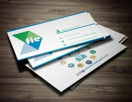 #40 for FIE Business Cards by Lucky009656