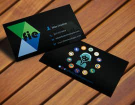 #44 for FIE Business Cards by Lucky009656