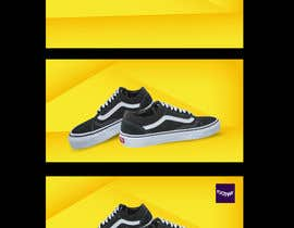 #57 untuk Design an clean, inspiring Facebook shoe ad Background image oleh ridhisidhi