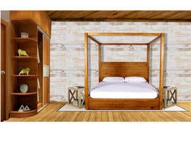 #9 para Artists Impression of new Hotel Rooms por noelcortes