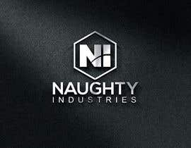 #217 for Create a Logo / Name Style for NAUGHTY INDUSTRIES af himelhml2