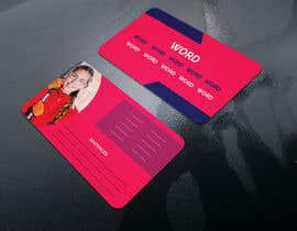 #9 для Design a Flash-card (Two-sided Study Card) от mimahir