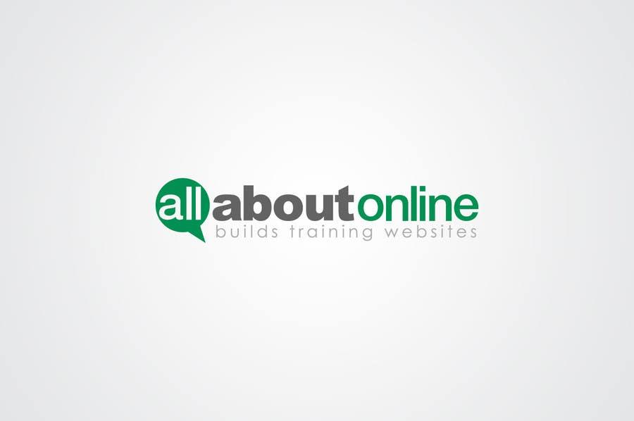 Inscrição nº                                         31                                      do Concurso para                                         Logo Design for All about Online
