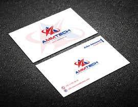 Nro 379 kilpailuun I need a business card designed käyttäjältä Sheikhashik