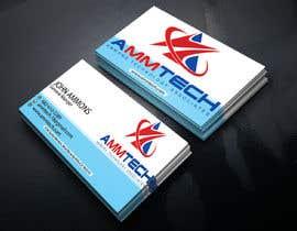Nro 382 kilpailuun I need a business card designed käyttäjältä Mozammelhossein