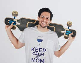 #35 for Tee Shirt Design Keep Calm And Mom On af saifulshatai