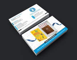 #98 para Design a Business Card for a Successful Author + Entrepreneur de Crea8ivitystudio