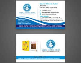 #84 para Design a Business Card for a Successful Author + Entrepreneur de bachchubecks