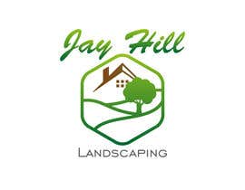 #2 for Jay Hill Landscaping Logo af Koveshnkov