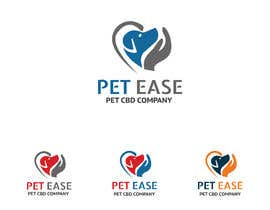 Nro 63 kilpailuun Logo Design For ( Pet Ease ) käyttäjältä Design2018