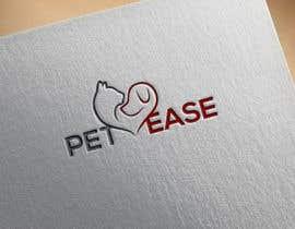 Nro 61 kilpailuun Logo Design For ( Pet Ease ) käyttäjältä bhaveshdobariya5