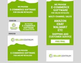 Nro 5 kilpailuun AdSense Banner Set käyttäjältä focuscreatures