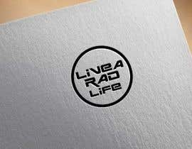 logodesign97 tarafından Please design an epic and iconic logo for my lifestyle/ wellness company 'Live a RAD Life' Please refer to the previous artwork as attached as the artwork must be in circle. için no 27