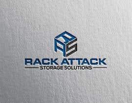 #56 for Rack attack Storage Solutions logo Design project af rabiulislam6947
