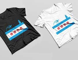 #30 for Chicago flag/Beaver Island shirt by Olliulla