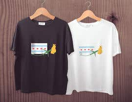 #22 for Chicago flag/Beaver Island shirt by Adnan9219