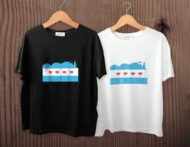 #36 for Chicago flag/Beaver Island shirt by Adnan9219