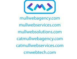 arkwebsolutions tarafından Brand name (& logo) Web development agency için no 36