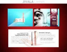 nº 19 pour JIVALA Lashes par designciumas
