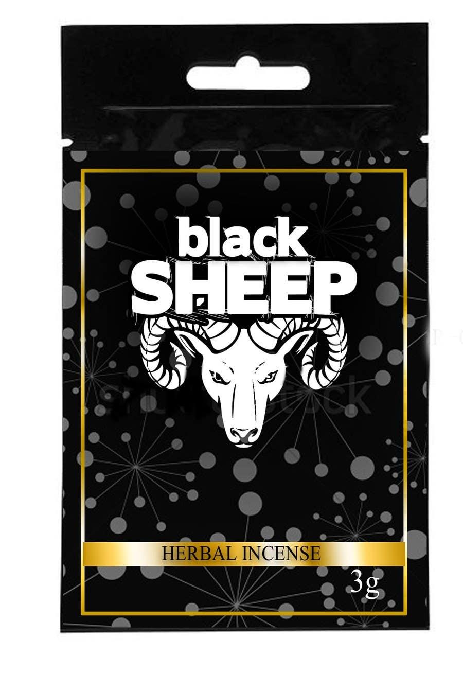 Inscrição nº 23 do Concurso para Graphic Design for Black Sheep Artwork FUN!