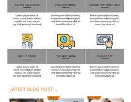 #39 untuk WordPress Landing and Blog Header Design oleh engr37
