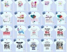 #10 Partner for T-Shirt Designs részére JA838 által
