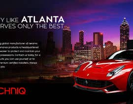 #34 for Atlanta's Home Town Ceramic Coating by creativebooster