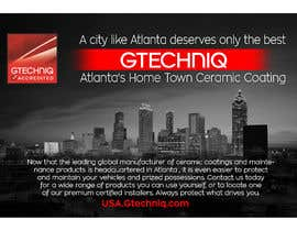 #9 for Atlanta's Home Town Ceramic Coating by emoncomilla24