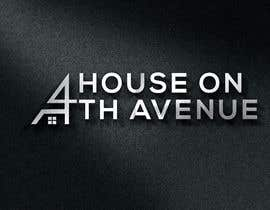 nº 62 pour House on 4th avenue Logo par nurulafsar198829