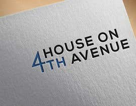 nº 70 pour House on 4th avenue Logo par nurulafsar198829