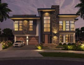 #6 for Architectural Design and 3D Visualization of New house by M13DESIGN