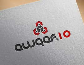 nº 380 pour Design a Logo for AWQAF.IO par sumaiyadesign01