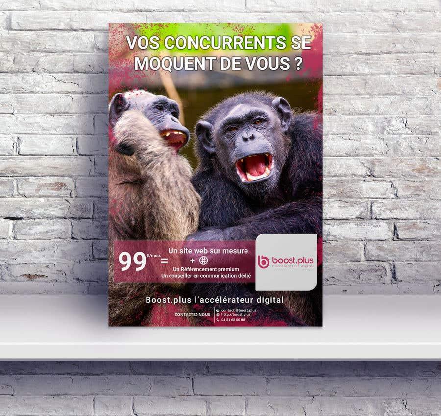 Bài tham dự cuộc thi #20 cho new publicity PSD or AI A4 or A3 for a web agency