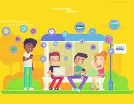 Ritik10 tarafından we want animation that describes our services. için no 7